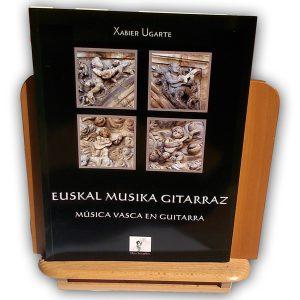 Euskal musika gitarraz Xabier Ugarte Guitarra