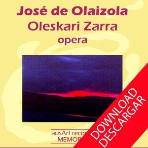 Oleskari zarra - José de Olaizola