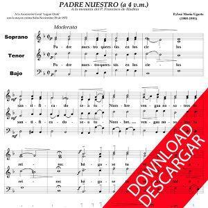 PADRE NUESTRO - J.M. UGARTE